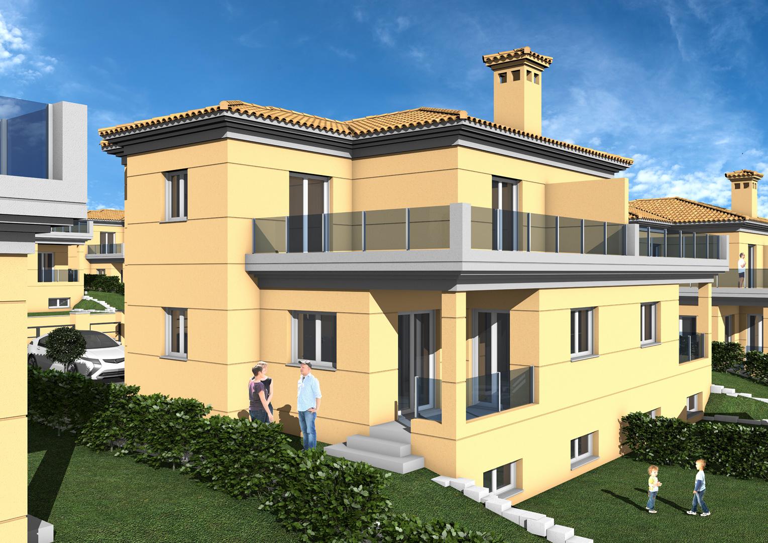 29 viviendas unifamiliares c diz g ngora arquitectos - Arquitectos cadiz ...