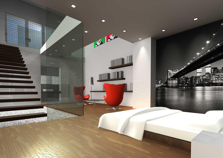 Loft madrid g ngora arquitectos - Arquitectos interioristas madrid ...