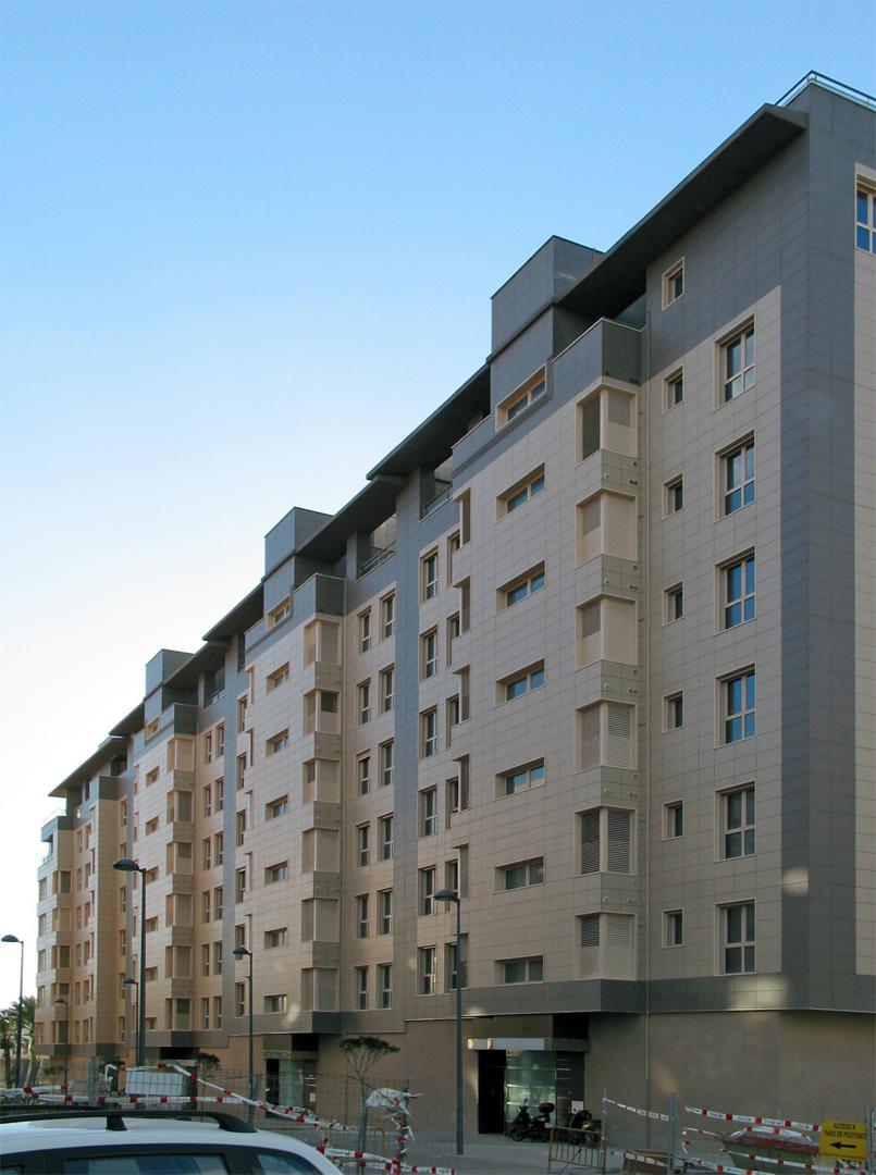57 viviendas almer a g ngora arquitectos - Arquitectos almeria ...