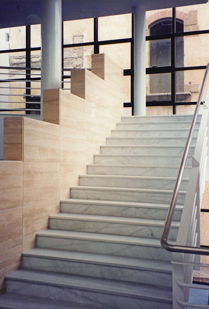 Museo de pintura almer a g ngora arquitectos - Arquitectos almeria ...