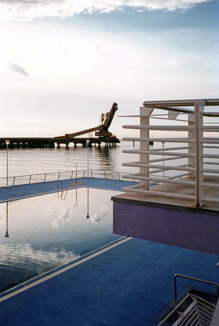 Club de mar de almer a g ngora arquitectos - Arquitectos almeria ...