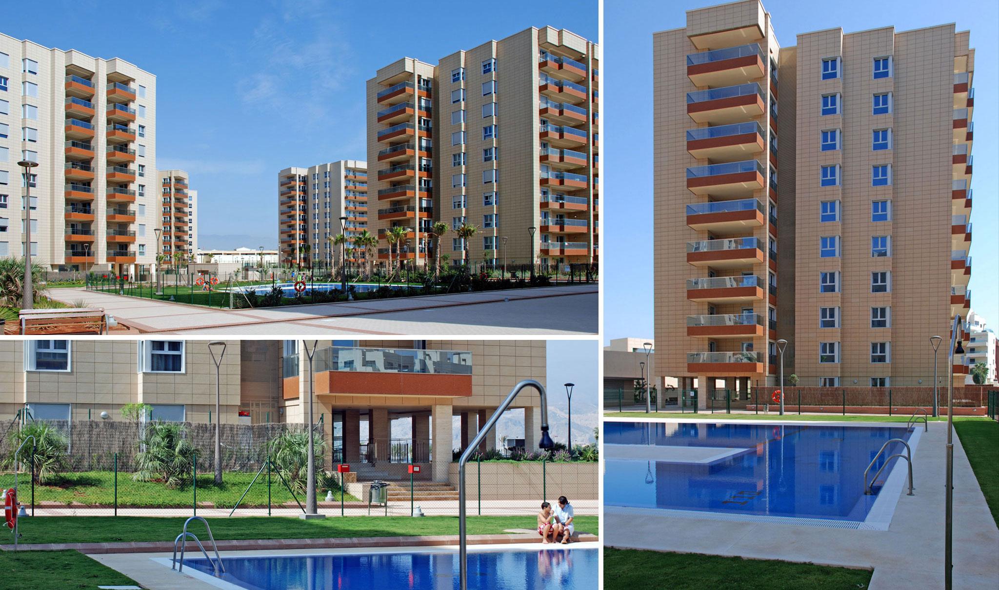 Proyecto de viviendas en la antigua t rmica almer a - Vivienda en almeria ...
