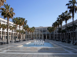 Plaza Mayor El Ejido. Almería