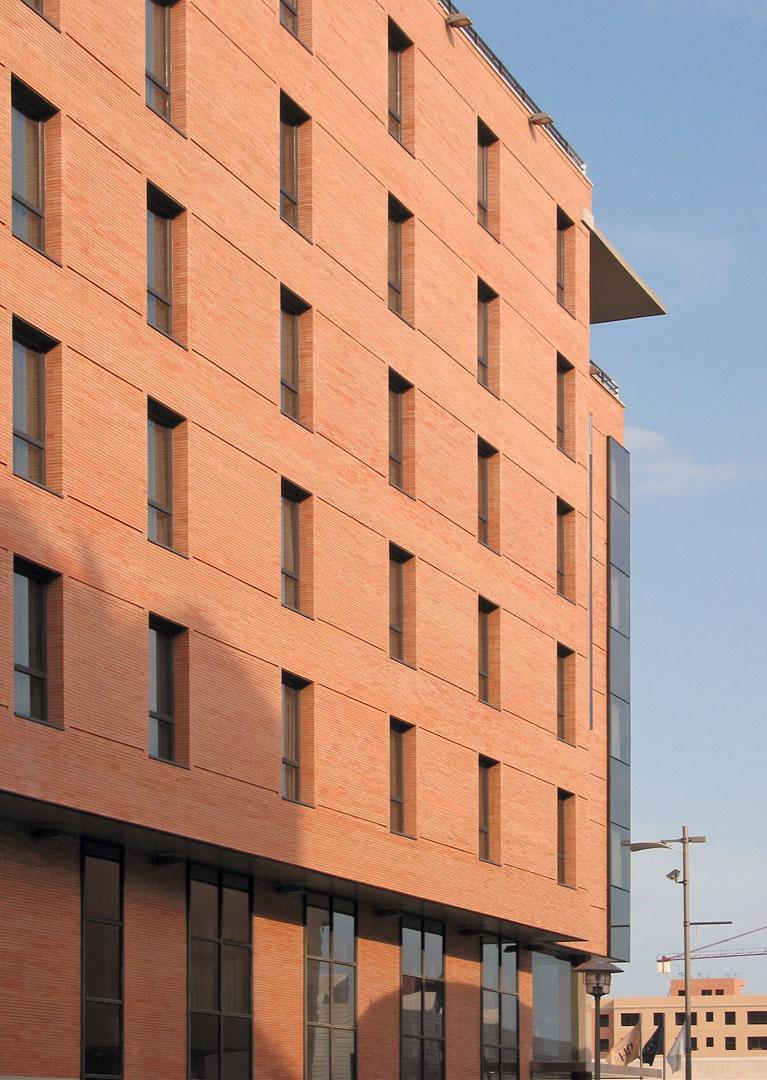 Hotel nh almer a g ngora arquitectos - Arquitectos almeria ...